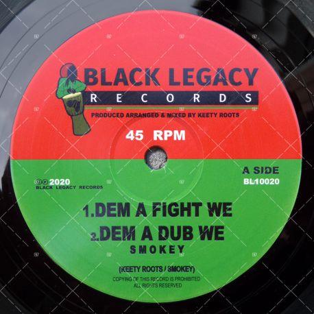 Smokey - Dem A Fight We
