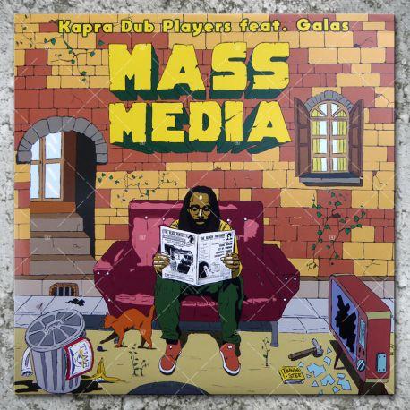 Kapra Dub Players feat. Galas - Mass Media