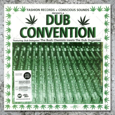 The Bush Chemists meets The Dub Organiser - Dub Convention