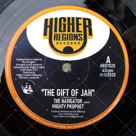 The Navigator meets Mighty Prophet - The Gift Of Jah