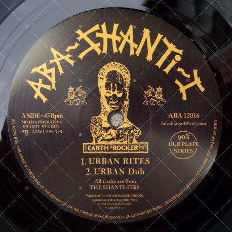 The Shanti-Ites - Urban Rites