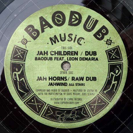Baodub feat. Leon Demaria - Jah Children