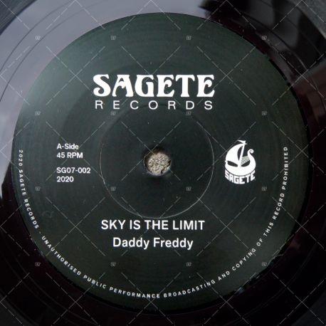 Daddy Freddy - Sky Is The Limit