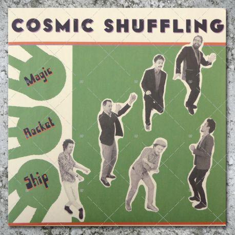 Cosmic Shuffling - Magic Rocket Ship
