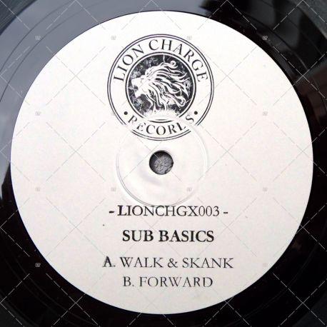 Sub Basics - Walk & Skank / Forward