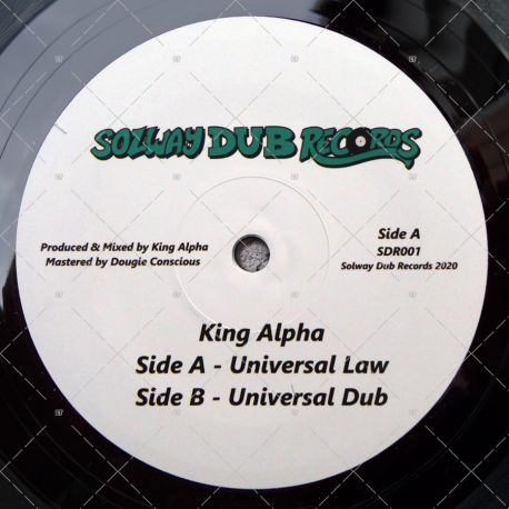 King Alpha - Universal Law