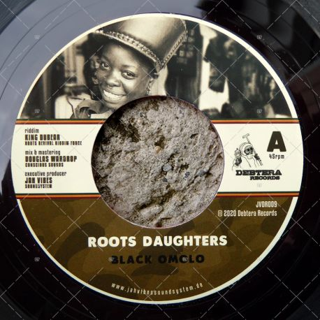 Black Omolo - Roots Daughters