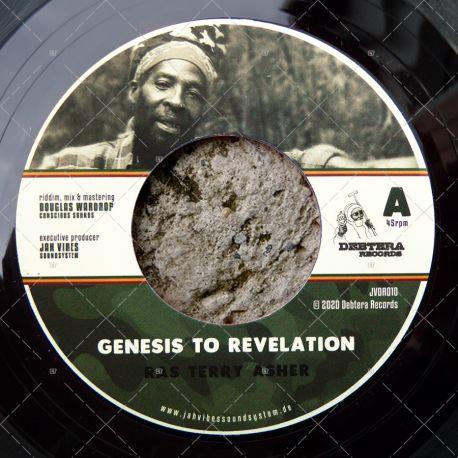 Ras Terry Asher - Genesis To Revelation