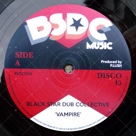 Black Star Dub Collective - Vampire (extended version)