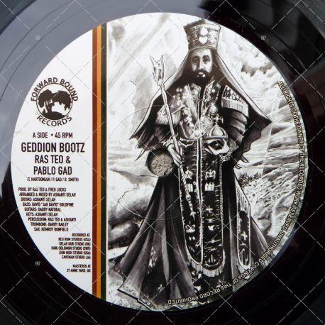 Ras Teo & Pablo Gad - Geddion Bootz