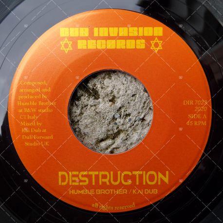 Humble Brother & Kai Dub - Destruction