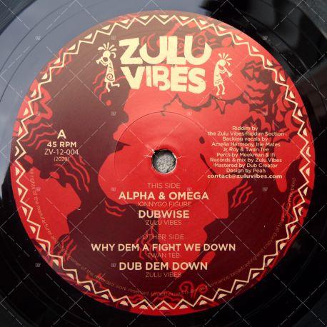 JonnyGo Figure - Alpha & Omega