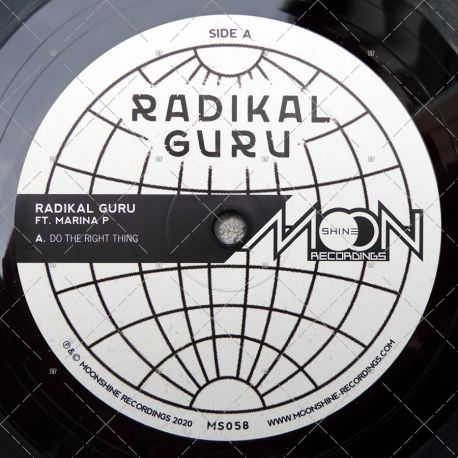 Radikal Guru feat. Marina P - Do The Right Thing