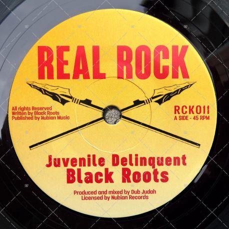 Black Roots feat. Dub Judah - Juvenile Delinquent