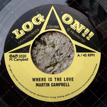 Martin Campbell - Where Is The Love