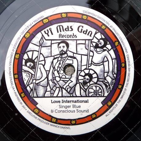 Singer Blue & Conscious Sounds - Love International