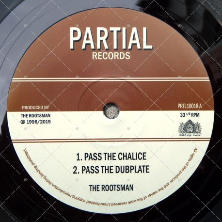 The Rootsman - Pass The Chalice