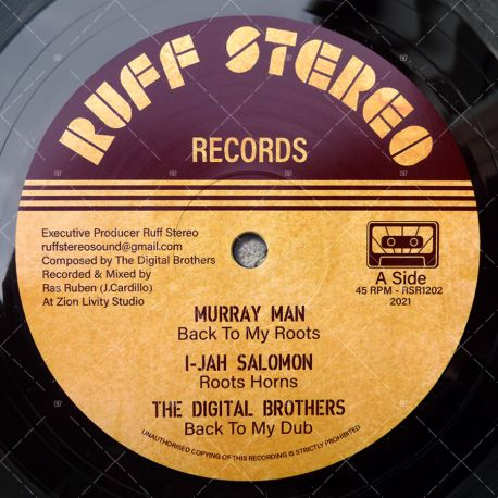 Murray Man - Back To My Roots