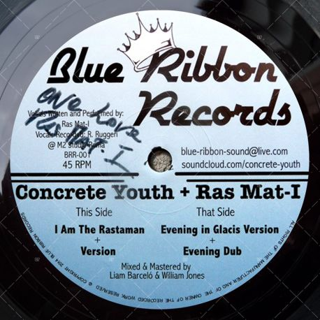 Concrete Youth meets Ras Mat-I