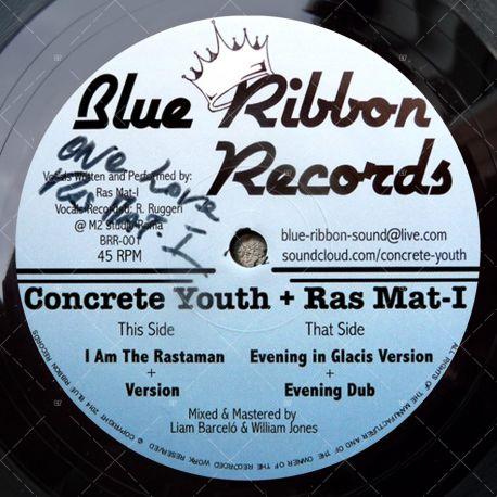 Concrete Youth meets Ras Mat-I