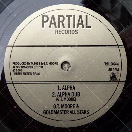G.T. Moore & Goldmaster All Stars - Alpha