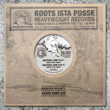 Roots Ista Posse - Rootikal Dub / Legacy Dub