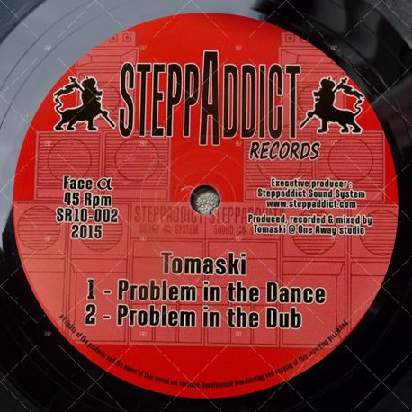 Tomaski - Problem In The Dance