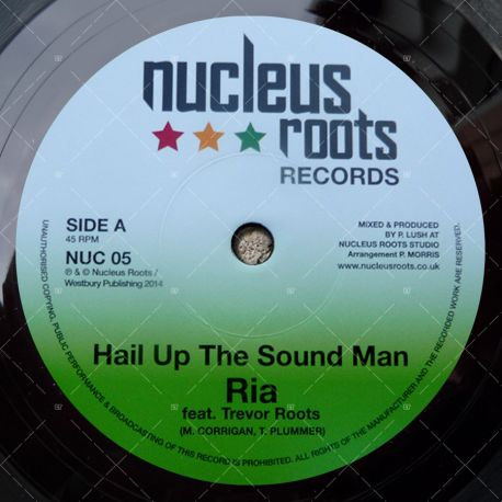 Ria feat. Trevor Roots - Hail Up The Sound Man