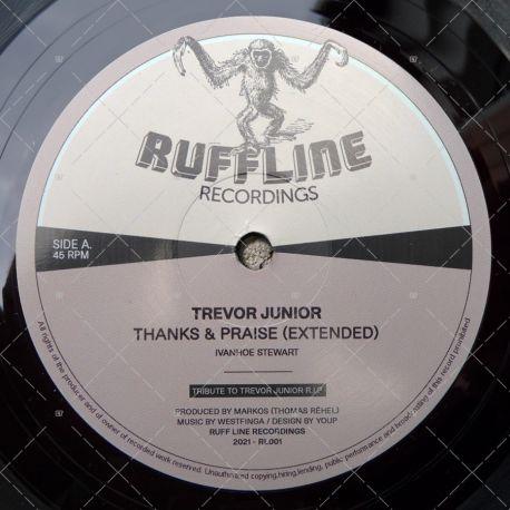 Trevor Junior - Thanks & Praise