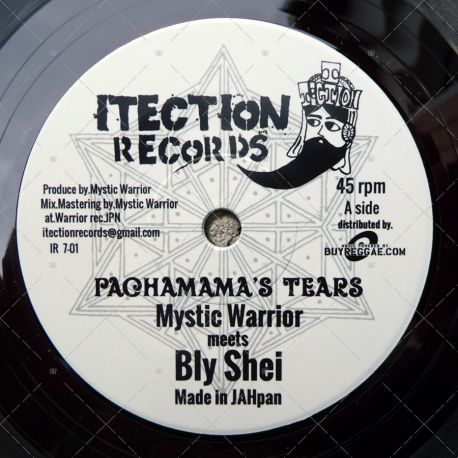 Mystic Warrior meets Bly Shei - Pachamama's Tears