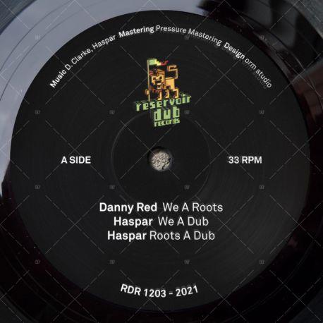 Danny Red - We A Roots / Sama Renuka - Sacred Woman