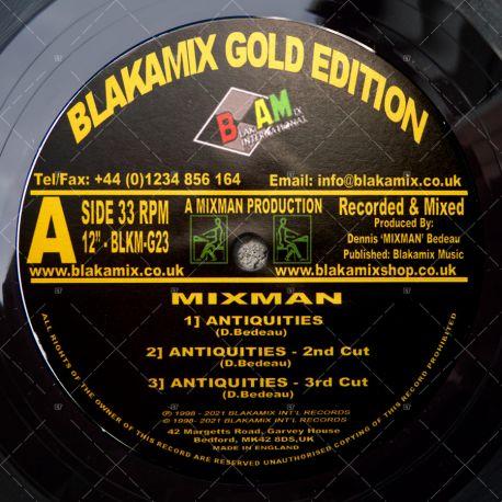 Mixman - Antiquities / Falasha Dance