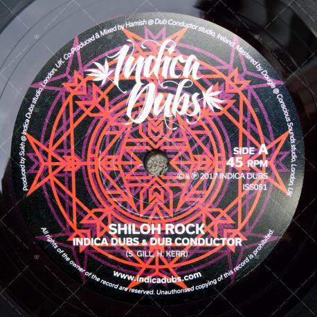 Indica Dubs & Dub Conductor - Shiloh Rock