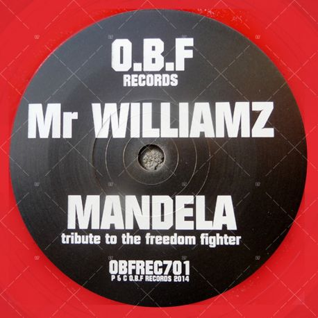 Mr Williamz - Mandela