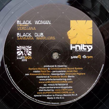 Verdiana - Black Woman