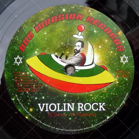 Humble Brother meets Violin Bwoy - Violin Rock