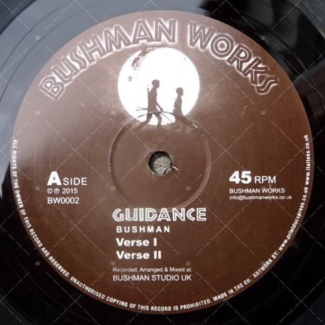 Bushman - Guidance