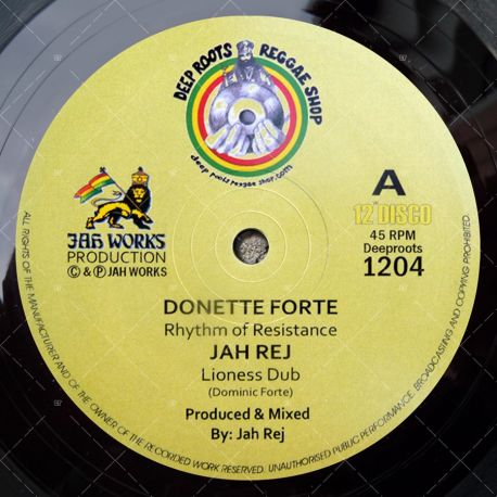 Donette Forte - Rhythm Of Resistance