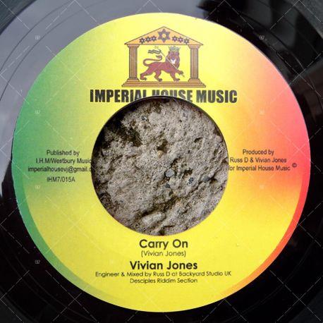 Vivian Jones - Carry On